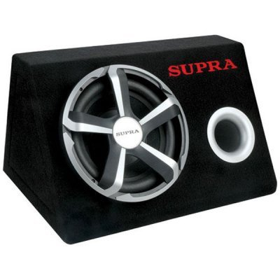 Сабвуфер автомобильный Supra SRD-301 (SRD-301)