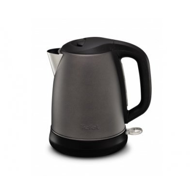 Электрический чайник Tefal KI270930 (7211002432)Электрические чайники Tefal<br>Чайник электрический Tefal KI270930 1.7л. 2400Вт серый (корпус: металл)<br>