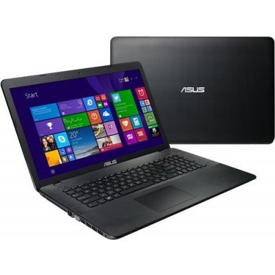 Ноутбук ASUS X751SV-TY008T (90NB0BR1-M00140) (90NB0BR1-M00140)Ноутбуки ASUS<br>17 HD+ Pent N3710 NV920M 1GB 4GB 500GB DVDRW Win10<br>