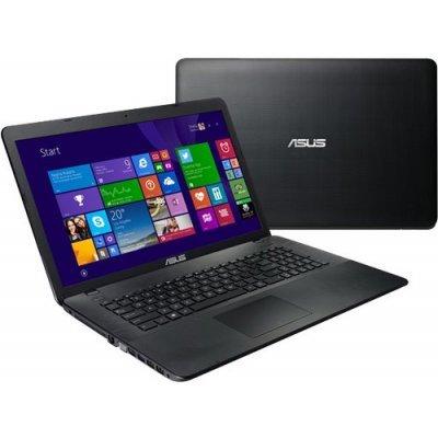 Ноутбук ASUS X751SV-TY008T (90NB0BR1-M00140) (90NB0BR1-M00140)Ноутбуки ASUS<br>17 HD+ Pent N3710 NV920M 1GB 4GB 500GB DVDRW Win10<br>