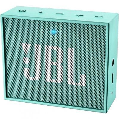 цена на Портативная акустика JBL GO бирюзовая (JBLGOTEAL)