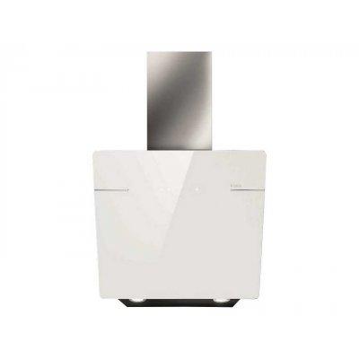 Вытяжка Elica L ESSENZA WH/A/60 (PRF0124233)Вытяжки Elica<br>Вытяжки ELICA/ Пристенная наклонная, 60 см, 1200 куб.м., сенсорное управление, белое стекло<br>