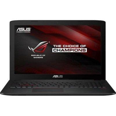 Ноутбук ASUS ROG GL552VW-CN893T (90NB09I3-M11320) (90NB09I3-M11320) ноутбук asus rog gl553ve 90nb0dx3 m00720 90nb0dx3 m00720