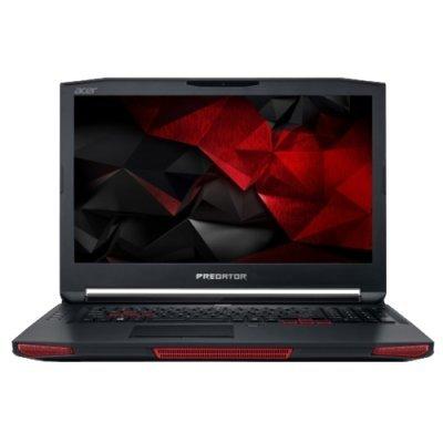 Ноутбук Acer Predator G9-793-528A (NH.Q17ER.001) (NH.Q17ER.001) acer predator g9 592 black g9 592 73da