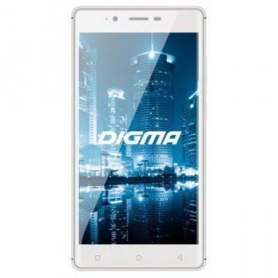 Смартфон Digma CITI Z530 3G белый (CS5005MG)Смартфоны Digma<br><br>