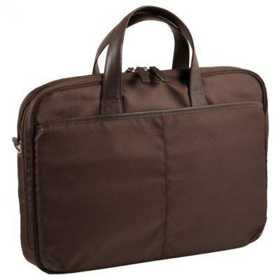 Сумка для ноутбука Defender Handy 15&amp;#039;&amp;#039;-16 коричневый (26096)Сумки для ноутбуков Defender<br>сумка<br>комбинированный материал<br>отделение-органайзер<br>водонепроницаемый материал<br>
