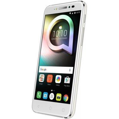 Смартфон Alcatel Shine lite 5080x белый (5080X-2DALRU7)Смартфоны Alcatel<br>Смартфон Alcatel Shite lite 5080x белый моноблок 3G 4G 5.0 Android 6.0 802.11bgn BT GPS<br>