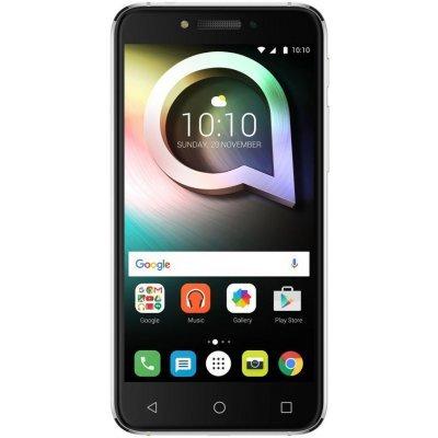 Смартфон Alcatel Shine lite 5080x черный (5080X-2HALRU7)Смартфоны Alcatel<br>Смартфон Alcatel Shite lite 5080x черный моноблок 3G 4G 5.0 Android 6.0 802.11bgn BT GPS<br>