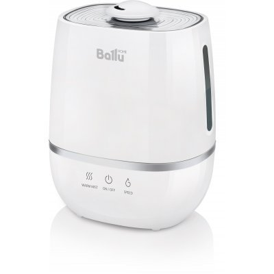 Увлажнитель и очиститель воздуха BALLU UHB-805 белый (UHB-805)Увлажнитель и очиститель воздуха BALLU<br>Увлажнитель воздуха Ballu UHB-805 28Вт (ультразвуковой) белый<br>