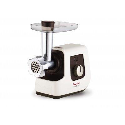 Мясорубка Moulinex ME730132 (1510001198)Мясорубки Moulinex<br>Функция реверса<br>Мощность до 2300 Вт<br>Производительность 5 кг/мин<br>Защита двигателя от перегрузки<br>Можно мыть в посудомоечной машине<br>