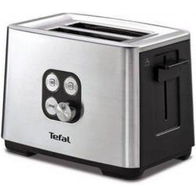 Тостер Tefal TT420D30 (8000035884)Тостеры Tefal<br>Тостер Tefal TT420D30 900Вт серебристый<br>