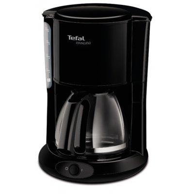 Кофеварка Tefal CM261838 (7211002511) кофеварка tefal cm261838 1000вт черный
