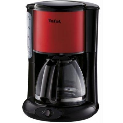 Кофеварка Tefal CM361D38 красный (7211002513) кофеварка tefal cm261838 1000вт черный