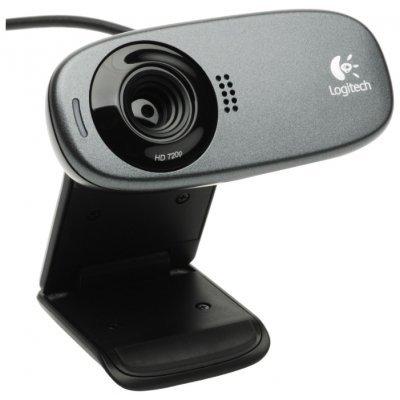 Веб-камера Logitech HD Webcam C310 (960-001065) экшен камера bullet hd