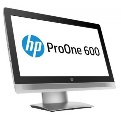 Моноблок HP ProOne 600 G2 (1CB43ES) (1CB43ES)Моноблоки HP<br>All-in-One 21,5 NT(1920x1080),Core i3-6100,4GB DDR4 (1x4GB),128GB 3D SSD,DVD+/-RW,USB Slim kbd/mouse,Adjust St,Intel 802.11AC BT nVPro,Win10Pro(64-bit),3-3-3 Wty<br>