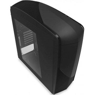Корпус системного блока NZXT Phantom 240 Black (CA-PH240-B7)Корпуса системного блока NZXT<br>Тип: Midi-Tower, цвет: черный, форм-фактор: ATX, mATX, Mini-ITX, блок питания: нет, вентилятор: 120-140 мм, размеры: 195 x 530 x 529 мм, дополнительно: USB 3.0 x2, наушники, микрофон, вес: 8.1 кг (CA-PH240-B7)<br>