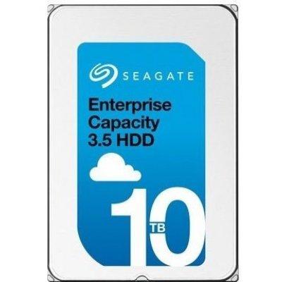 Жесткий диск ПК Seagate ST10000NM0086 (ST10000NM0086) 4000gb seagate st4000nm0035 128mb 7200rpm sata3 enterprise se