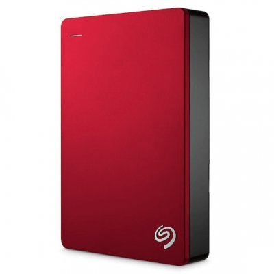Внешний жесткий диск Seagate STDR5000203 5000ГБ Backup Plus Portable 2.5  5400RPM USB 3.0 Red (STDR5000203), арт: 255568 -  Внешние жесткие диски Seagate