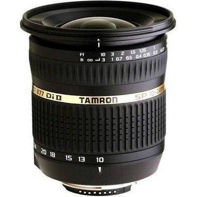Объектив для фотоаппарата Tamron SP AF 10-24мм F/3.5-4.5 Di II LD Aspherical IF для Pentax (B001P)