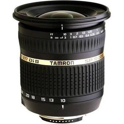 Объектив для фотоаппарата Tamron SP AF 10-24мм F/3.5-4.5 Di II LD Aspherical IF для Pentax (B001P)Объективы для фотоаппарата Tamron <br>Объектив SP AF 10-24мм F/3.5-4.5 Di II LD Aspherical IF для Pentax<br>