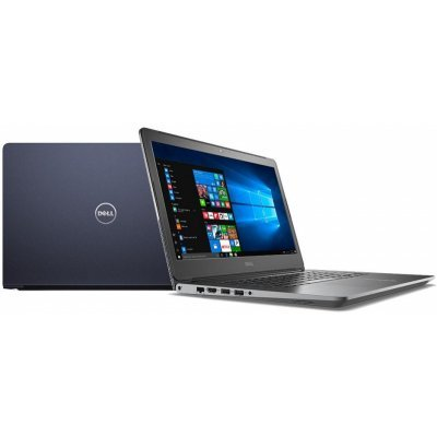 Ноутбук Dell Vostro 5468 (5468-3317) (5468-3317)Ноутбуки Dell<br>Ноутбук Dell Vostro 5468 Core i5 7200U/4Gb/500Gb/Intel HD Graphics 620/14/HD (1366x768)/Windows 10 64/dk.blue/WiFi/BT/Cam<br>