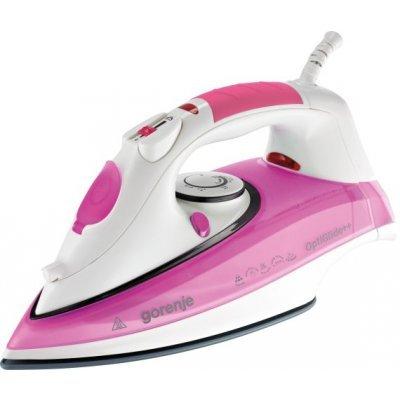 Утюг Gorenje SIH 2200PC (SIH 2200PC)Утюги Gorenje<br>Утюг Gorenje SIH 2200PC 2600Вт розовый/белый<br>