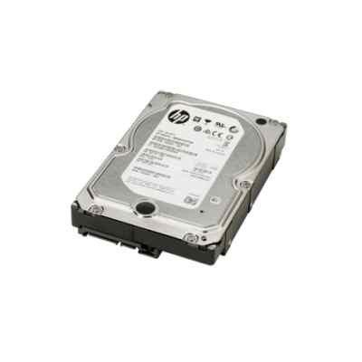 Жесткий диск серверный HP K4T76AA (K4T76AA)Жесткие диски серверные HP<br>Жесткий диск HP SATA 4Tb K4T76AA (7200rpm) 3.5<br>