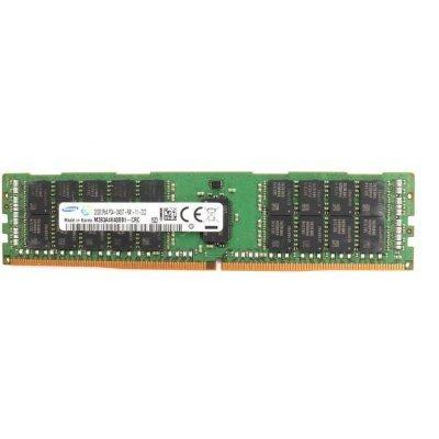 Модуль оперативной памяти ПК Samsung M393A2G40EB1-CRC3Q (M393A2G40EB1-CRC3Q)Модули оперативной памяти ПК Samsung<br>Samsung Original DDR4 16GB RDIMM (PC4-19200) 2400MHz ECC Reg 1.2V (M393A2G40EB1-CRC3Q<br>