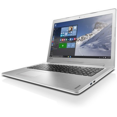 Ноутбук Lenovo IdeaPad 510-15 (80SV0047RK) (80SV0047RK)Ноутбуки Lenovo<br>510-15IKB, 15.6 FHD IPS , i7-7500U  (2.7GHz), 8GB (4+4), 1TB, nVidia GeForce G940MX 4GB, WiFi, BT, WebCam, Win 10, White<br>