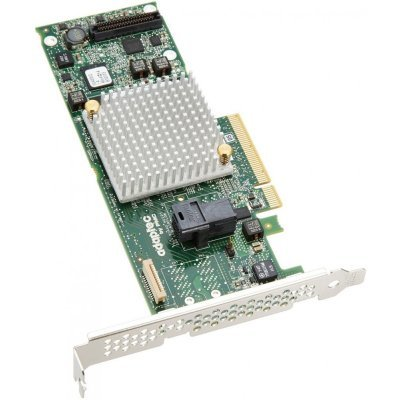 Контроллер RAID Adaptec 2293901-R (2293901-R) raid контроллер intel rms3hc080
