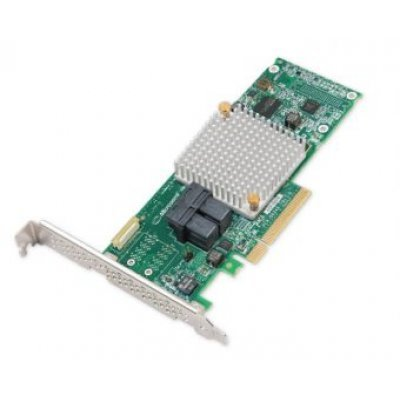 Контроллер RAID Adaptec 2294001-R (2294001-R)Контроллеры RAID Adaptec<br>Контроллер Adaptec ASR-8805E SGL RAID 0/1/10/ 8i-ports 512Gb (2294001-R)<br>
