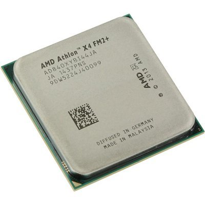 Процессор AMD Athlon X4 840K FM2+ (AD840XYBJABOX) (3.1GHz/5000MHz) Box (AD840XYBJABOX) процессор процессора amd athlon series