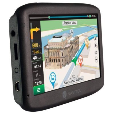 Навигатор GPS Navitel E500 (Navitel E500) навигаторы navitel навигатор