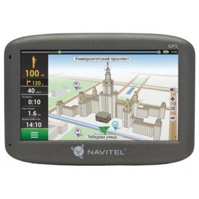 Навигатор GPS Navitel N400 (N400) rastar радиоуправляемая модель bmw x6 цвет красный масштаб 1 14
