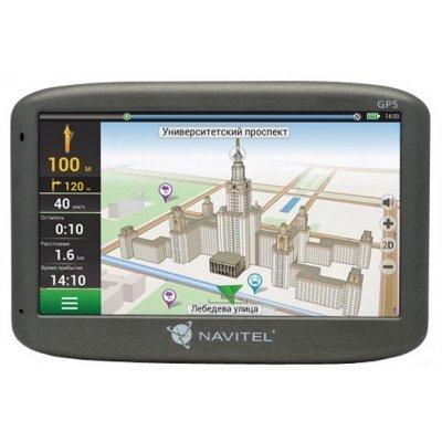 Навигатор GPS Navitel N500 (Navitel N500) gps навигатор lexand sa5 hd 5 авто 4гб navitel 8 7 с расширенным пакетом картографии черный