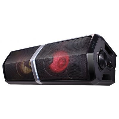 Аудио минисистема LG FH6 (FH6)Аудио минисистемы LG<br>Микросистема LG FH6 черный 600Вт/FM/USB/BT<br>