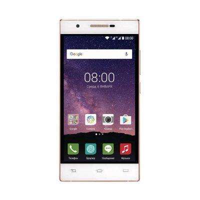 Смартфон Philips X586 16Gb шампань/белый (867000139633)Смартфоны Philips<br>Смартфон Philips 586 X 16Gb шампань/белый моноблок 3G 4G 2Sim 5.5 1280x720 Android 6.0 13Mpix 802.11bgn BT GPS GSM900/1800 GSM1900 TouchSc MP3 A-GPS microSD max128Gb<br>