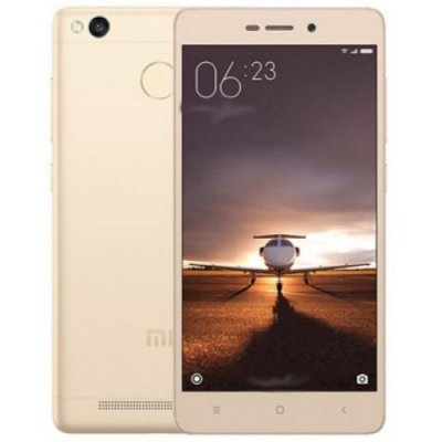 Смартфон Xiaomi Redmi 3S 16GB золотистый (REDMI3SGD16GB)