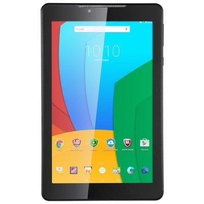 Планшетный ПК Prestigio MultiPad Wize 3787 (W1PMT37873GDDGCIS)Планшетные ПК Prestigio<br>Планшет Prestigio MultiPad Wize 3787 Atom C3230 (1.2) 4C/RAM1Gb/ROM8Gb 7 IPS 1280x800/3G/Android 5.1/темно-серый/2Mpix/0.3Mpix/WiFi/Touch/microSDHC 64Gb/minUSB/2800mAh<br>