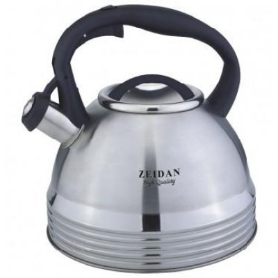 Чайник Zeidan Z-4129 (Z 4129)Чайники Zeidan <br>Z-4129 Чайник со свистком 3л  Zeidan<br>