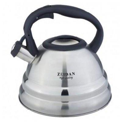 Чайник Zeidan Z-4130 (Z 4130)Чайники Zeidan <br>Z-4130 Чайник со свистком 3,2л  Zeidan<br>