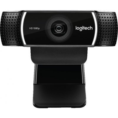Веб-камера Logitech C922 Pro Stream Webcam (960-001088) веб камера logitech webcam hd b910 5mp usb oem [960 000684] 960 000684