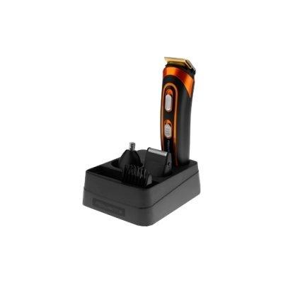 Машинка для стрижки Rowenta TN-9100 Multi Trim&amp;Style 5 in 1 (TN9100F0)Машинки для стрижки Rowenta<br>набор для стрижки<br>питание автономное<br>материал лезвий: титан<br>стрижка бороды<br>подставка для зарядки<br>влажная очистка<br>