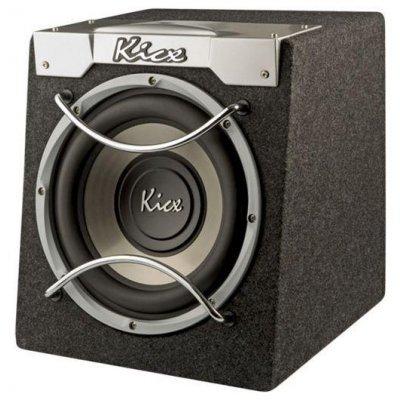 Сабвуфер автомобильный Kicx ICQ-250BA (ICQ-250BA) цена и фото