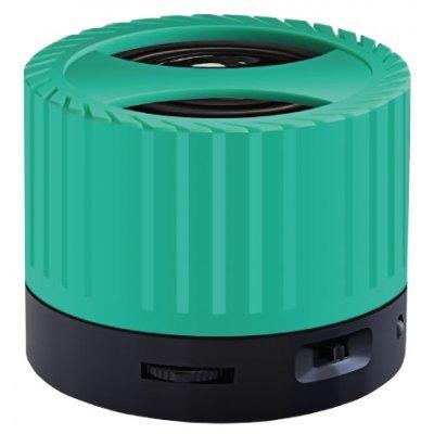 Портативная акустика Ginzzu GM-988G (GM-988G) беспроводная bt колонка ginzzu gm 899b bluetooth 2x3w 4ah usb tf aux fm цветомузыка
