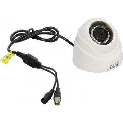 Камера видеонаблюдения Orient AHD-940-OT10A-4 (AHD-940-OT10A-4)Камеры видеонаблюдения Orient<br>Камера наблюдения ORIENT AHD-940-OT10A-4 купольная 4 режима: AHD,TVI,CVI 720p (1280x720)/CVBS 960H,<br>