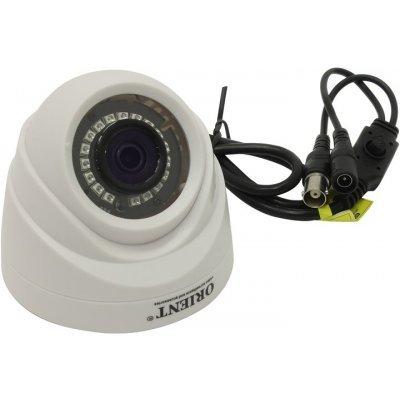 Камера видеонаблюдения Orient AHD-940-OT10B-4 (AHD-940-OT10B-4)Камеры видеонаблюдения Orient<br>Камера наблюдения ORIENT AHD-940-OT10B-4 купольная 4 режима: AHD,TVI,CVI 720p/CVBS 960H, 1Mpx CMOS O<br>