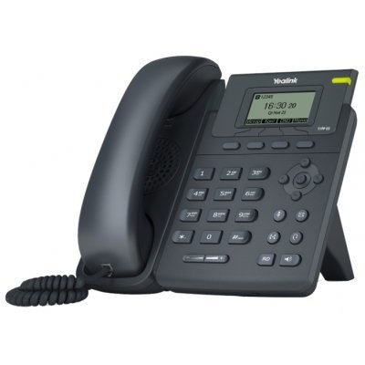 VoIP-телефон Yealink SIP-T19P E2 (SIP-T19P E2)VoIP-телефоны Yealink<br>Телефон VoIP Yealink SIP-T19P E2 SIP-телефон, 1 линия, PoE<br>