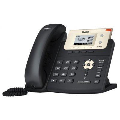 VoIP-телефон Yealink SIP-T21P E2 (SIP-T21P E2)VoIP-телефоны Yealink<br>Телефон VoIP Yealink SIP-T21P E2 SIP-телефон, 2 линии, PoE<br>