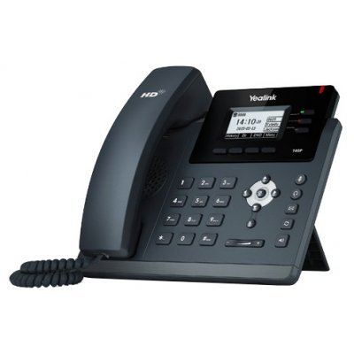 VoIP-телефон Yealink SIP-T40P (SIP-T40P) practical voip security